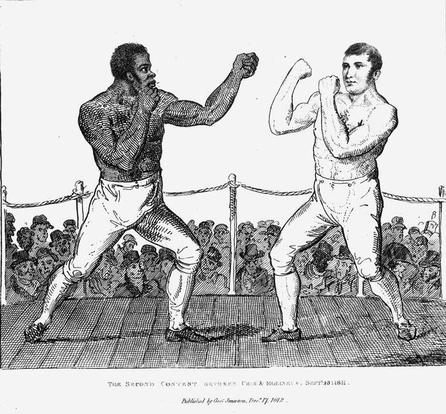 Cribb vs molin 1811