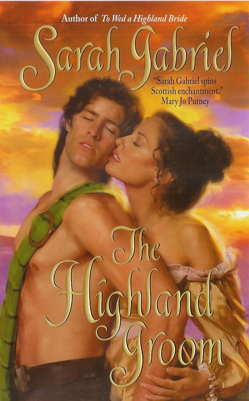 Highland Groom Cover 2