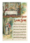 Auld-Lang-Syne-Sheet-Music-Poster