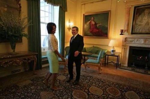 Michelle Obama & Sarah C