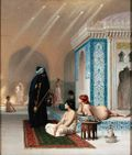 Pool in a Harem-w