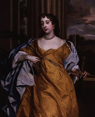 487px-Barbara_Palmer_(née_Villiers),_Duchess_of_Cleveland_by_Sir_Peter_Lely