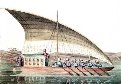 Nileboat