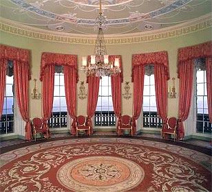 Culzean drawing room
