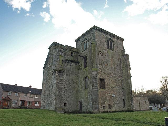 Johnstone Castle 2