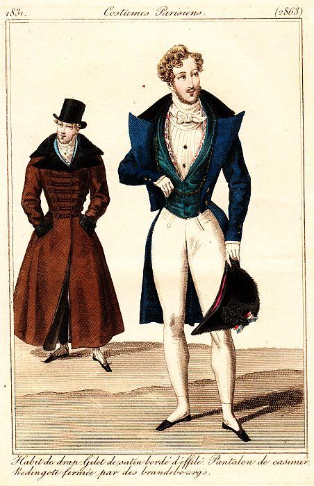 1831 Dandies-w