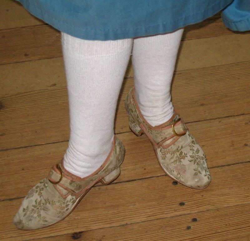 Dancemistress shoes CW '09