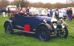 1922 Morris Bullnose