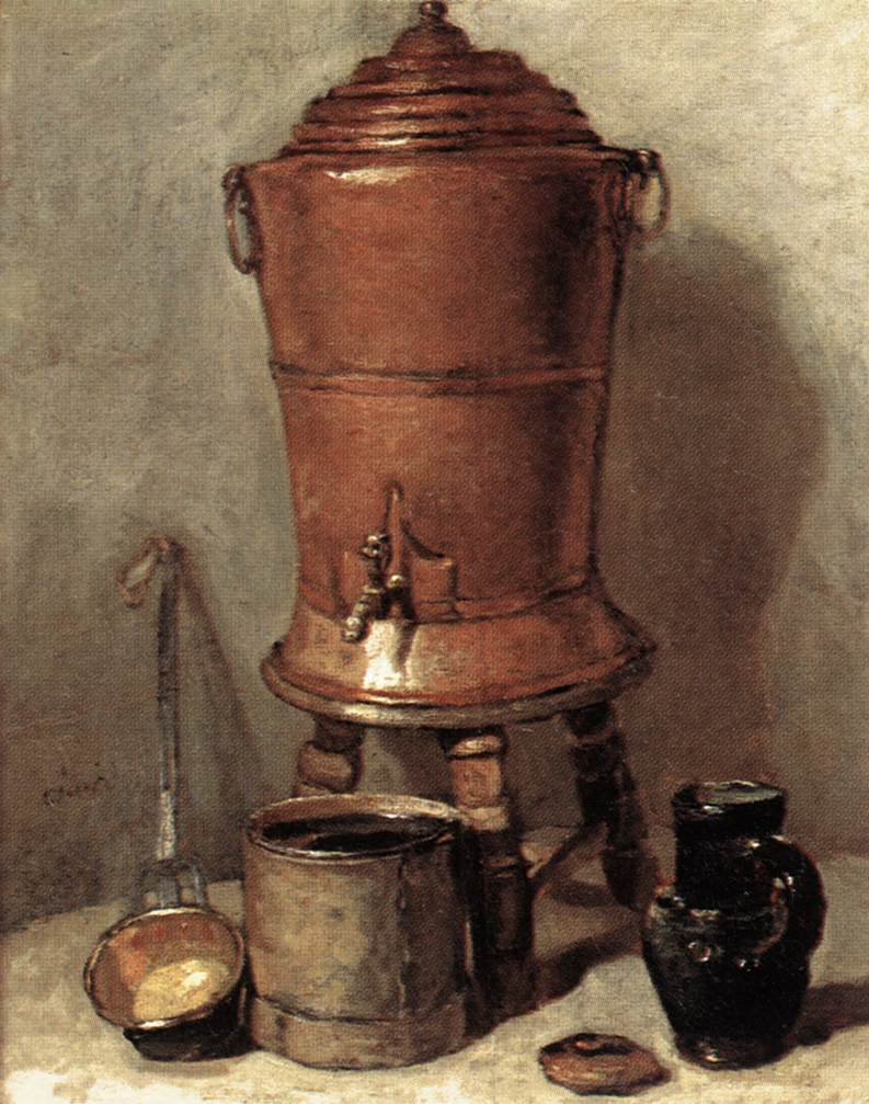 Chardin_The_Copper_Drinking_Fountain 1740