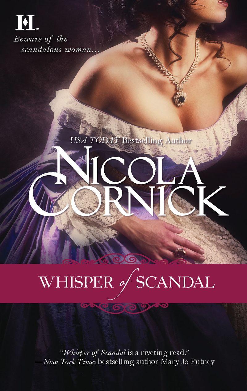Whisper of Scandal - US
