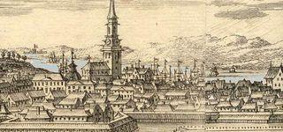 Old Gothenborg