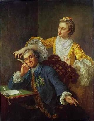 William-Hogarth-David-Garrick-with-His-Wife-Eva-Maria-Veigel-La-Violette-or-Violette-