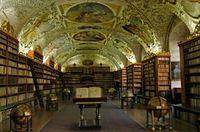 Library prague