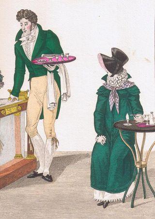 Le Bon Genre La Belle Limonadiere cream
