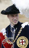Prince Wm Order Garter