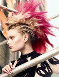 Punk-hair