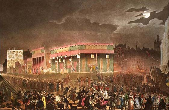 Bartholomew Fair 1808