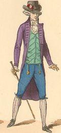 Cruquet historie2 de la mode francaise costumes de paris 1790 crop