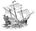 Galleon wii
