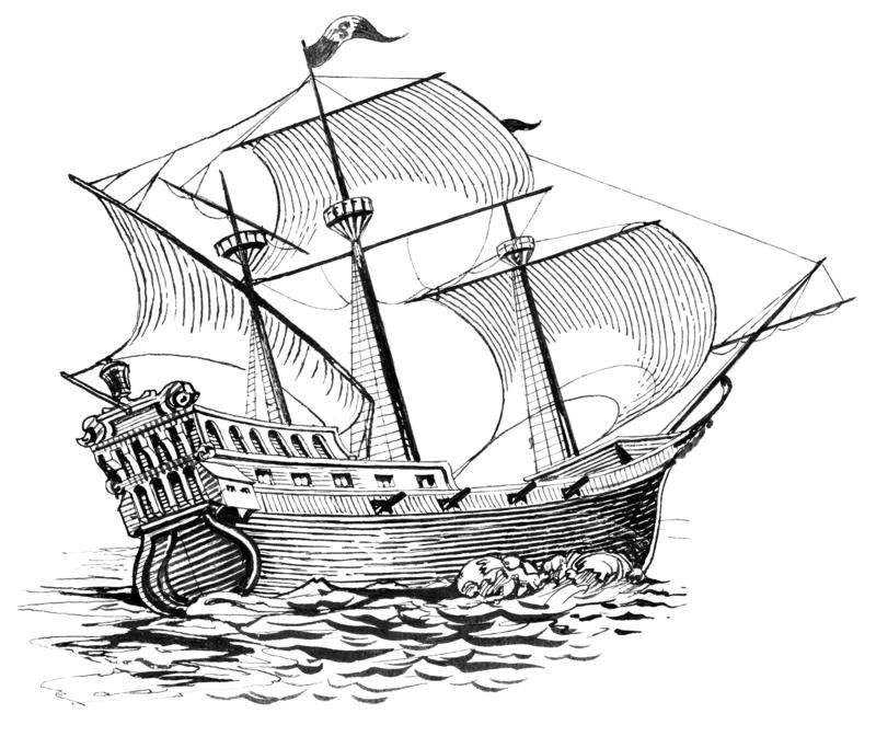 Galleon wii