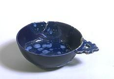 Porringer ca 1680 1700 norfolk house pottery v and a crop