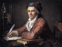 Cavid alphonse leroy lamp maybe 1785