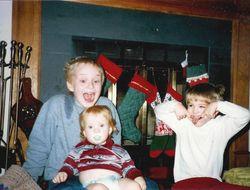 three guys Xmas