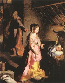 Nativity-barocci