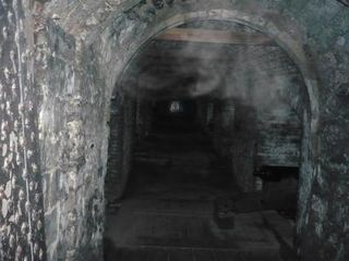 Tunnel under Dover Castle