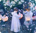 Sargent-carnationlily 1885lily