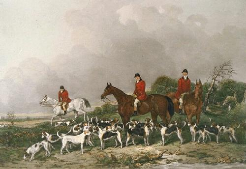 Old berkshire hunt