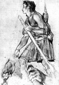 Highlander by david wilkie
