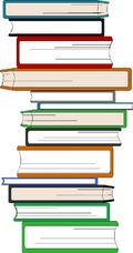 Bookstackclipart