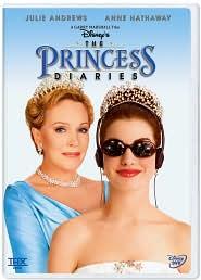 Movie--Princess Diaries