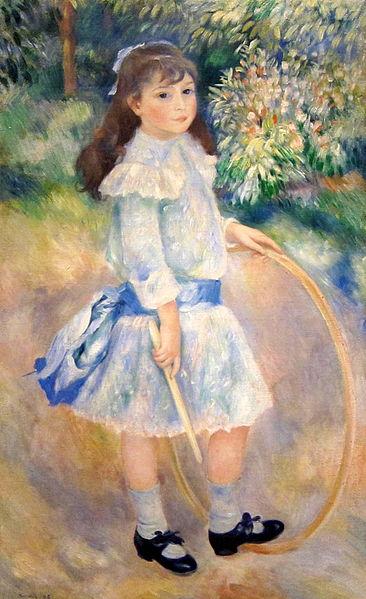 Remoir Girl_with_a_Hoop 1885