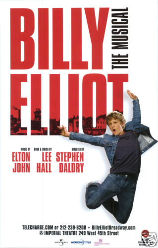 Billy Elliot Poster 2