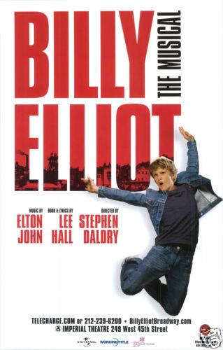 Billy Elliot Poster 2