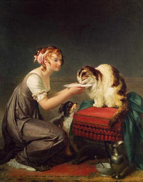 Marguerite_Gerard nursing mother