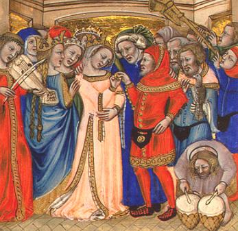 Medievalmarriage