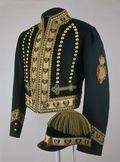 Postilion's uniform