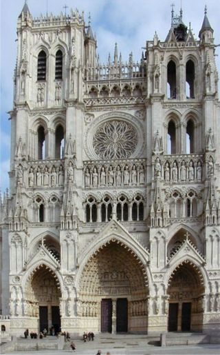 Catherdral of Notre Dame, Amiens