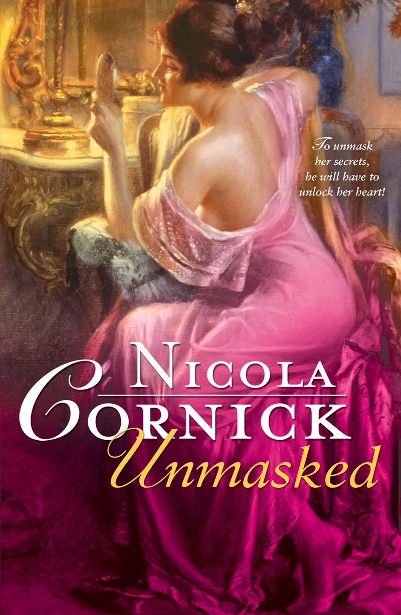 Unmasked - UK front cover
