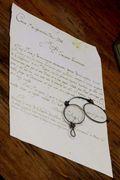 K8715w Spanish letter