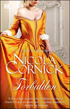 Nicola Cornick--Forbidden, Large