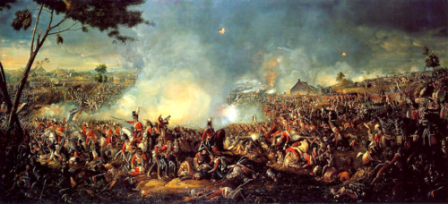 800px-Battle_of_Waterloo_1815, Wm. Sadler