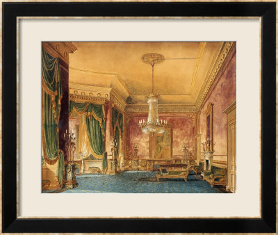 Regency Interior 1819