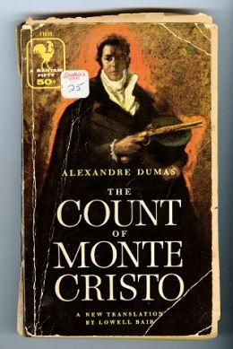 Count of Monte Cristo Book