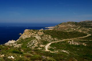 Corsica-france-seascape-winding-road