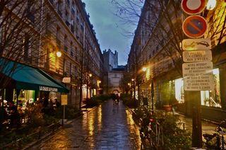 ParisInRain