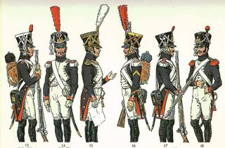 Napoleon's soldiers